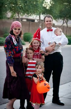 Family circus!! ;) #socialcircus