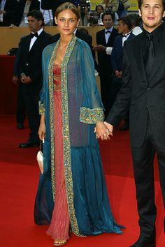 Diane Kruger, Cannes 2002