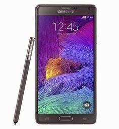 Samsung Galaxy Note 4 Full Specs