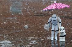 Stormtrooper family album via Buzzfeed