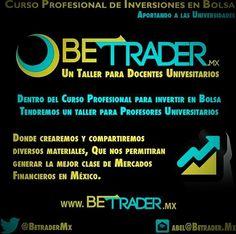 Otra versión del taller para profesores universitarios. A diseñar la mejor clase de mercados financieros en México.