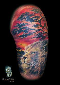 #tattoo by randy engelhard