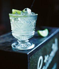 Andalusian Buck recipe #CocktailRecipe