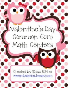 This download is for five Common Core based math centers, teacher directions, student directions, and center cards.Math Centers Included:Red an...
