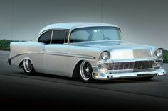1956 Chevrolet Bel Air Hardtop Front