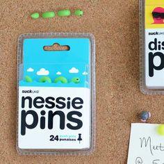 Nessie Push Pins