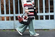 Tommy Ton Shoots Street Style at the Fall 2014 Fashion Shows