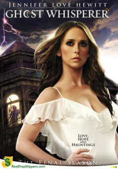 Ghost Whisperer is one of my favorite shows! I love Jennifer Love Hewitt who plays Melinda Gordon.