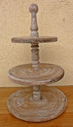 Wood Rustic Looking Wedding Cakes   Tier Rustic Vintage Wedding Cup Cake by MelindaWeddingDesign