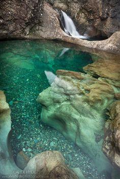 The Fairy Pools Isle of Skye, Scotland