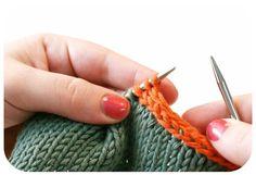 I-cord bind off tutorial