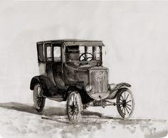 Ford Model T by PrinceBooth.deviantart.com on @deviantART