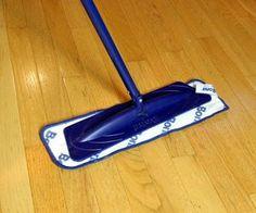 Clean Hardwood Floors With White Vinegar