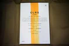 CLRS In Situ Posters - CLRS&Co.