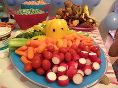 mermaid party food ideas | 402 Center Street Designs: The Mermaid Party