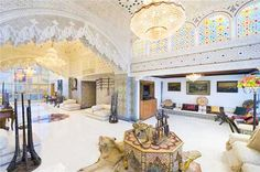 Location: Miami, Fla.  Listing price: $4.2 million: The Helmsleys' penthouse was converted to an Arabian palace. America's second Gilded Age, the 1980s, produced many lavish residences, but perhaps none are so emblematic of the spirit of the decade than this Miami penthouse, built for notorious real estate magnates Leona and Harry Helmsley. At one point the Helmsleys controlled the Empire State Building, along with a string of NYC hotels.