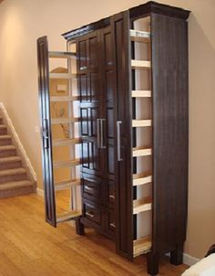 Another Free Standing Pantry Me Likey I Want This So Bad