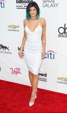 Kylie Jenner at the 2014 Billboard Music Awards // #BBMA #redcarpet