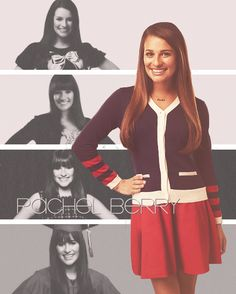 Rachel Berry I want to be like her