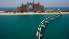Atlantis, the Palm_Dubai...Does it get any more beautiful than this?