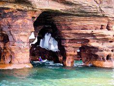 Apostle Islands, WI