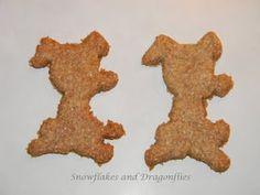 dragonfli, homemade dog treats, dogs, doggie treats, diy doggi, dog biscuit, doggi treat, snowflak, dog stuff