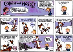 Chronicles of Calvin n Hobbes: Love Defined - The Hobbes Way