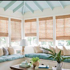 Love this...Sunroom ideas