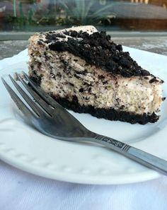 Copycat Cheesecake Factory Oreo Cheesecake Recipe -- @Nickie M. Ebert