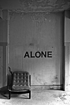 I can feel alone in a crowd of family  friends...