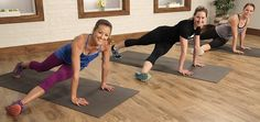 30 Minutes of Total Body Burn, at Your Service - 3 10 minute videos