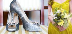 bridesmaids, wedding shoes, heel, grey weddings, bridesmaid shoes, shade, silver weddings, blues, big day