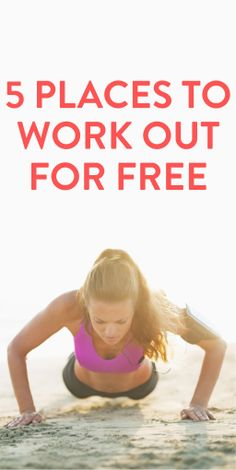 5 places to work out for free