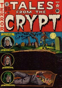 Tales from the Crypt #28