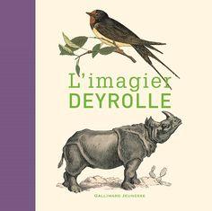 L'Imagier Deyrolle - [Deyrolle - Taxidermie, entomologie, curiosités naturelles]