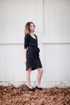 Button Up / Casual LBD