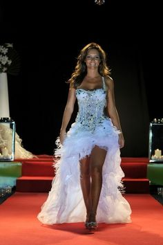 Wedding dress from Micaela oliveira