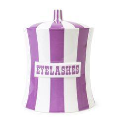 Eyelashes CanisterI #Pottery I $128