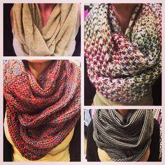 Warm scarves! @200pa