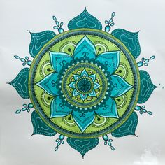 100 Days of Mandalas