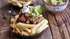 Carne Asada Fries are so hearty, you'll love them for appetizers or even dinner.