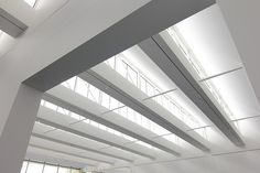 Resnick Pavilion (LACMA) - so white