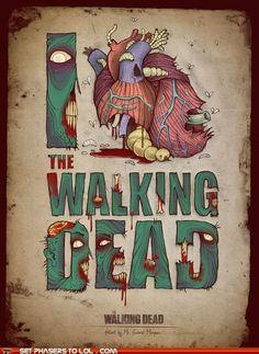 I Heart the Walking Dead