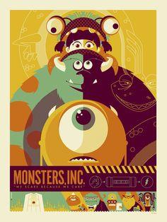 Tom Whalen #art #movies #films #film #disney #pixar