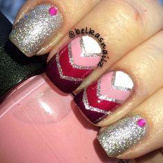 Instagram photo by belkasnailz #nail #nails #nailart