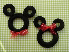 Some Mickey Mouse Fun (And Minnie Mouse too!)