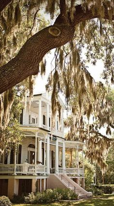 gorgeous old porch,South Carolina