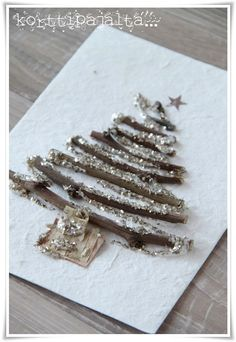 #xmas #decorations #diy #christmas #natale #idea #facile #faidate #easy #todo #decorazione #craft #kids #lavoretti #inspiration #noel