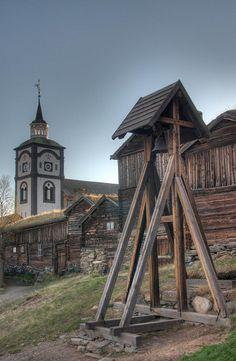 Røros, Norway Photo: Jim Crossley
