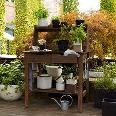 Garden Work Table from west elm Market